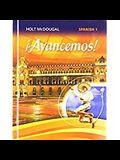 Â¡Avancemos!: Student Edition Level 1 2013 (Spanish Edition)