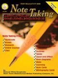 Note Taking, Grades 4 - 8: Lessons to Improve Research Skills and Test Scores