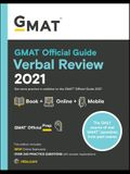 GMAT Official Guide Verbal Review 2021, Book + Online Question Bank