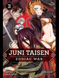 Juni Taisen: Zodiac War (Manga), Vol. 3, Volume 3