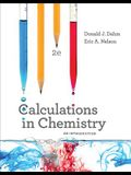 Calculations in Chemistry: An Introduction