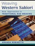 Weaving Western Sakiori: A Modern Guide for Rag Weaving