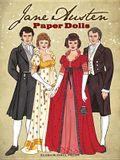 Jane Austen Paper Dolls: Four Classic Characters