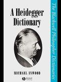 Heidegger Dictionary P