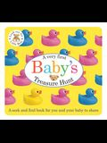 Baby's First Treasure Hunt: A Seek and Find Book for You and Your Baby to Share