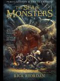 Percy Jackson and the Olympians Sea of Monsters, The: The Graphic Novel