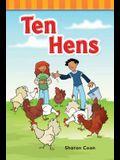 Ten Hens (Short Vowel Rimes)