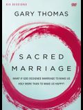 Sacred Marriage Video Study: What If God Designed Marriage to Make Us Holy More Than to Make Us Happy?