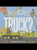 Whose Truck? (a Guess-The-Job Book)