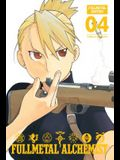 Fullmetal Alchemist: Fullmetal Edition, Vol. 4, 4
