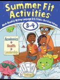 Summer Fit Activities, Third - Fourth Grade