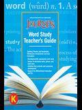 Journeys: Guided Word Study Grade K 2012
