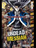 Undead Messiah Volume 2 Manga (English)