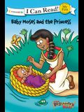 The Beginner's Bible Baby Moses and the Princess: My First