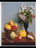 Fruits and Flowers 2020 Engagement Book