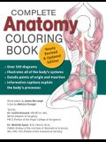 Complete Anatomy Coloring Book, Newly Revised and Updated Edition