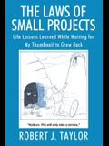 The Laws of Small Projects: Life Lessons Learned While Waiting for My Thumbnail to Grow Back
