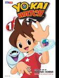 Yo-Kai Watch, Vol. 1, 1