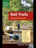 Rail-Trails Southeast: The Official Rails-To-Trails Conservancy Guidebook