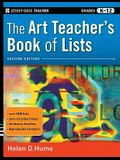 The Art Teacher's Book of Lists, Grades K-12
