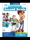 Disney/Pixar Magical Adventures in Second Grade