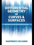 Differential Geometry of Curves and Surfaces: Revised and Updated Second Edition
