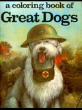 Great Dogs Color Book
