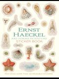 Ernst Haeckel: Art Forms in Nature Sticker Book