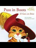 Bilingual Fairy Tales Puss in Boots: El Gato Con Botas