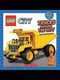 Trucks Around the City (Lego City)