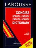 Larousse Concise Spanish/English Dictionary