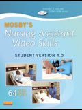 Mosby's Nursing Assistant Video Skills - Student Version DVD 4.0