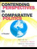 Contending Perspectives in Comparative Politics: A Reader