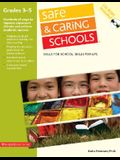 Safe & Caring Schools: Grades 3-5 [With CDROM]