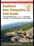 Southern New Hampshire Trail Guide: AMC's Comprehensive Guide to Hiking Trails, Featuring Monadnock, Cardigan, Kearsarge, Lakes Region