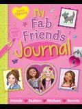 Pretty Fabulous Fab Friends Journal
