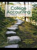 College Accounting Ch 1-29 with Annual Report (Irwin Accounting)