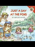 Little Critter: Just a Day at the Pond