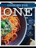 Cooking for One: Over 100 Delicious & Easy Meals Created for One Person (Easy Cookbook, Recipes for One Person, Natural Foods, Quick &