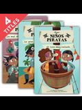Los Niños Piratas (the Pirate Kids) (Set)