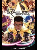 StarLion: Thieves of the Red Night