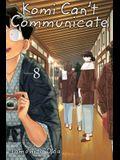 Komi Can't Communicate, Vol. 8, Volume 8