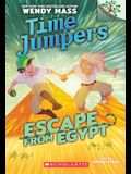 Escape from Egypt: A Branches Book (Time Jumpers #2), Volume 2