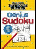 Uncle John's Bathroom Puzzler Genius Sudoku