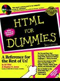 HTML for Dummies [With Contains HTML Transit, Htmled Pro 2.0, BBEdit...]