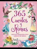 365 Cuentos Y Rimas: Relatos Maravillosos Llenos de Magia