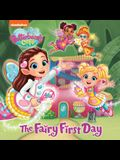 The Fairy First Day (Butterbean's Cafe)