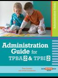 Administration Guide for TPBA2 & TPBI2
