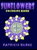 Sunflowers: Coloring Book