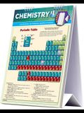 Chemistry Easel Book: A Quickstudy Reference Tool - Core Essentials, Periodic Table, Lab Companion, Equations & Answers